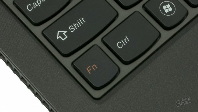 комбинация клавишь отключения мышки на ноутбуке