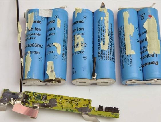 контроллер батареи ноутбука