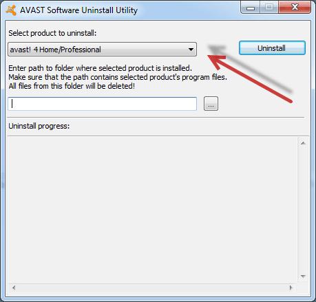 Как удалить антивирус Avast с компьютера