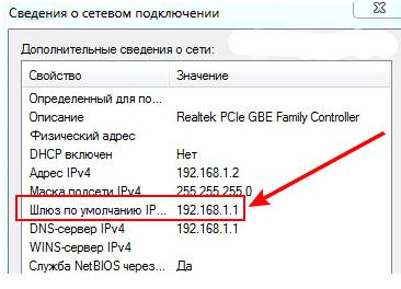 сведения сети