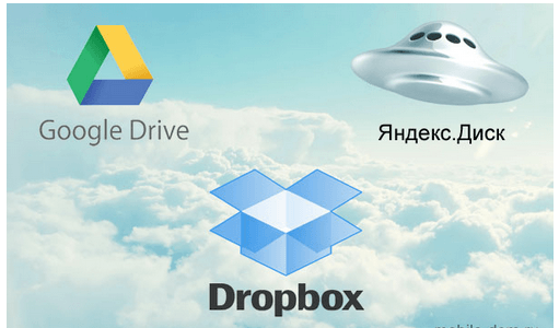 яндекс и гугл диск