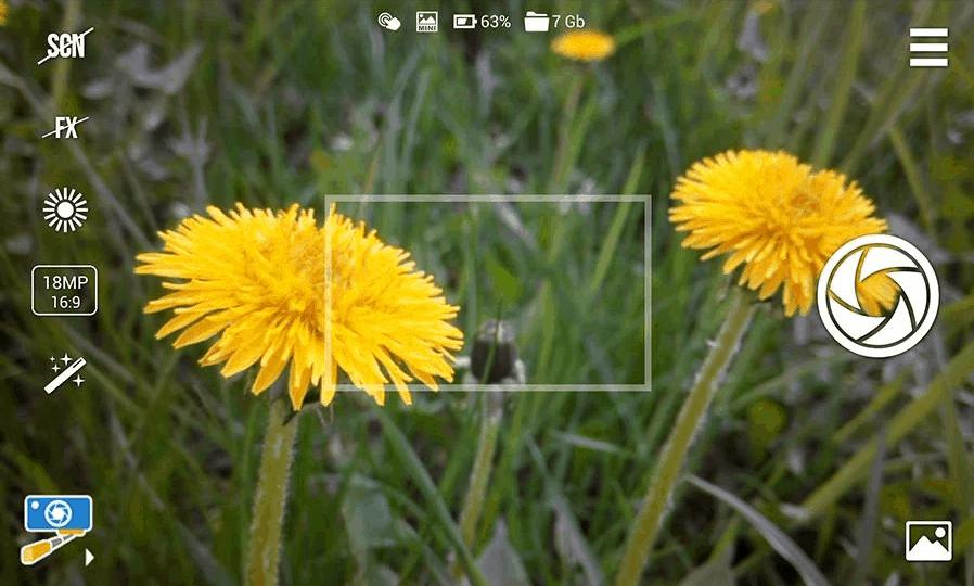 Приложение для селфи палки на Андроид
