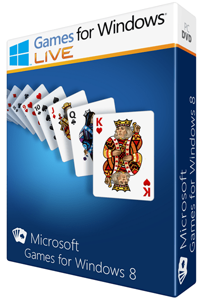Microsoft Games for Windows 8