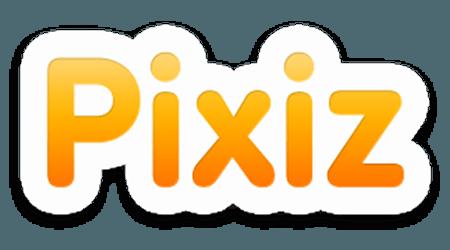 Логотип Pixiz