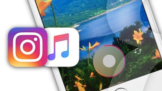 Как наложить музыку для видео в инстаграмме