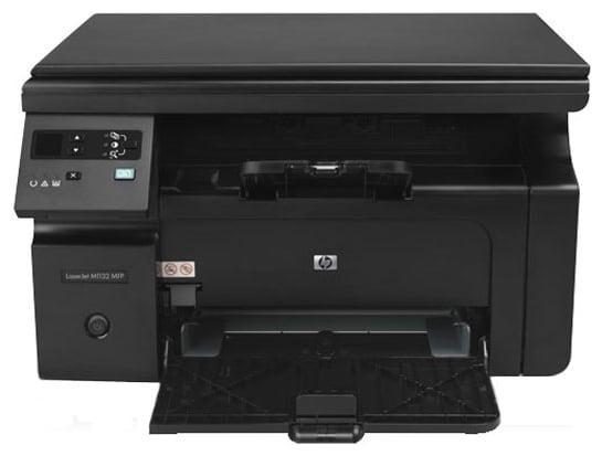 Устанавливаем драйверы для принтера hp laserjet m1132 mfp