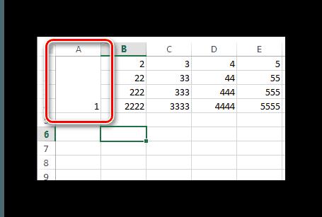 Excel объединение ячеек результат объединения