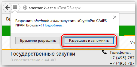 Текущий сайт_Активация плагина