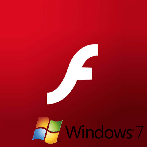 Обновить Adobe Flash Player для Windows7