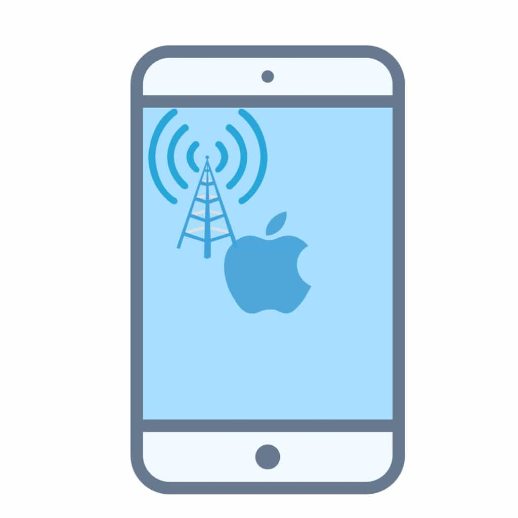 Как включить режим модема на iPhone
