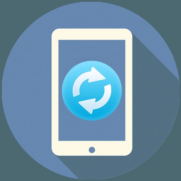 Как перезагрузить планшет Android