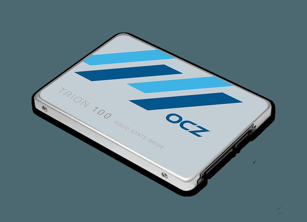Бюджетный SSD