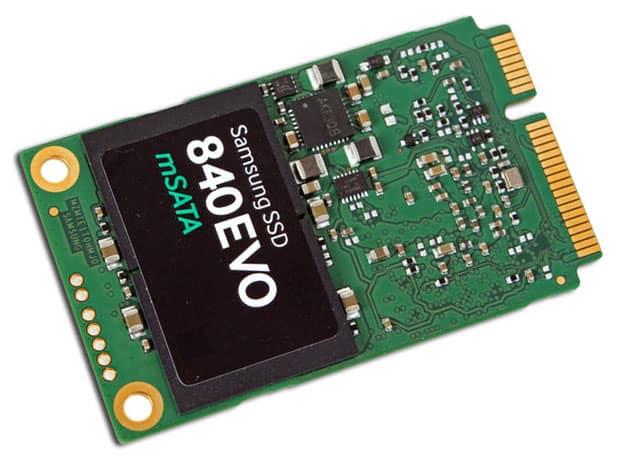 SSD формата M-SATA