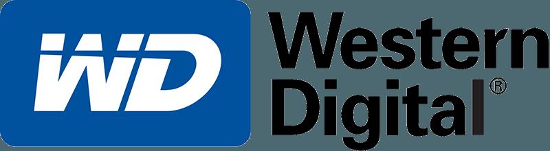 Western Digital лого