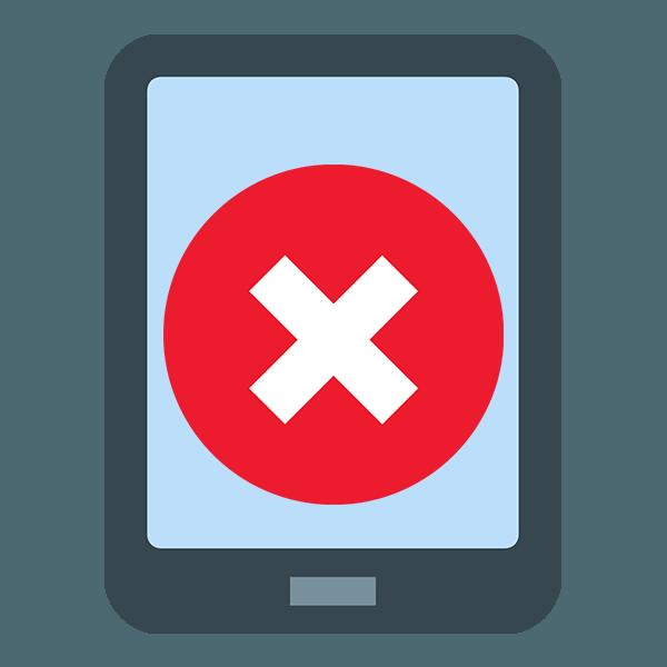 Что делать если не включается планшет