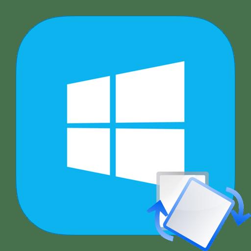 Как перевернуть экран на ноутбуке в Windows-8