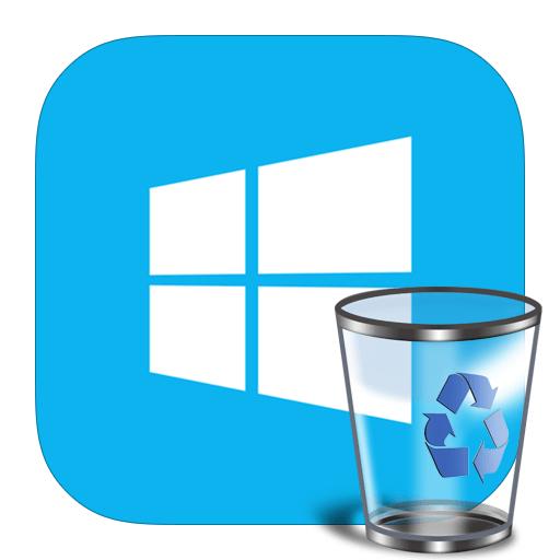 Как удалить программы в Windows-8