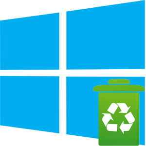 Удаление программ в Windows-10