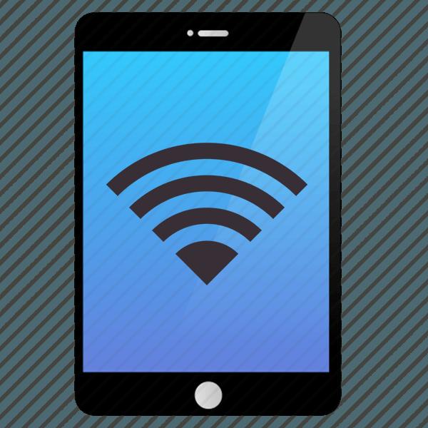Как раздать интернет с планшета