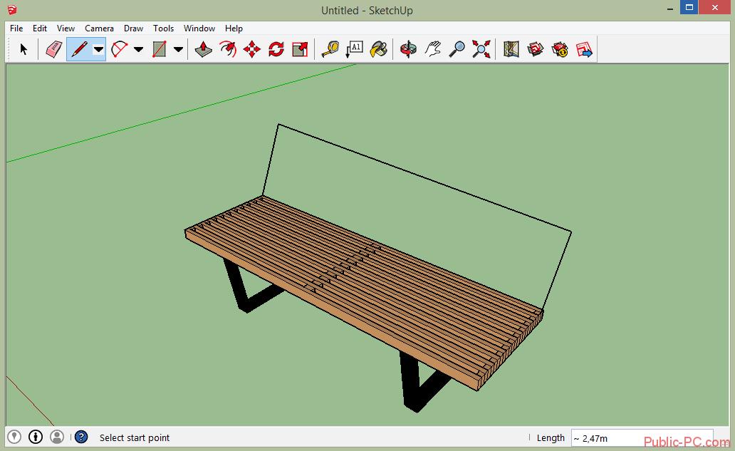 Проект SketchUp