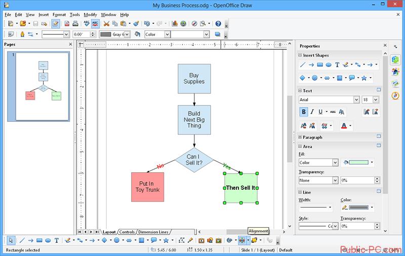 Apache-OpenOffice-Draw