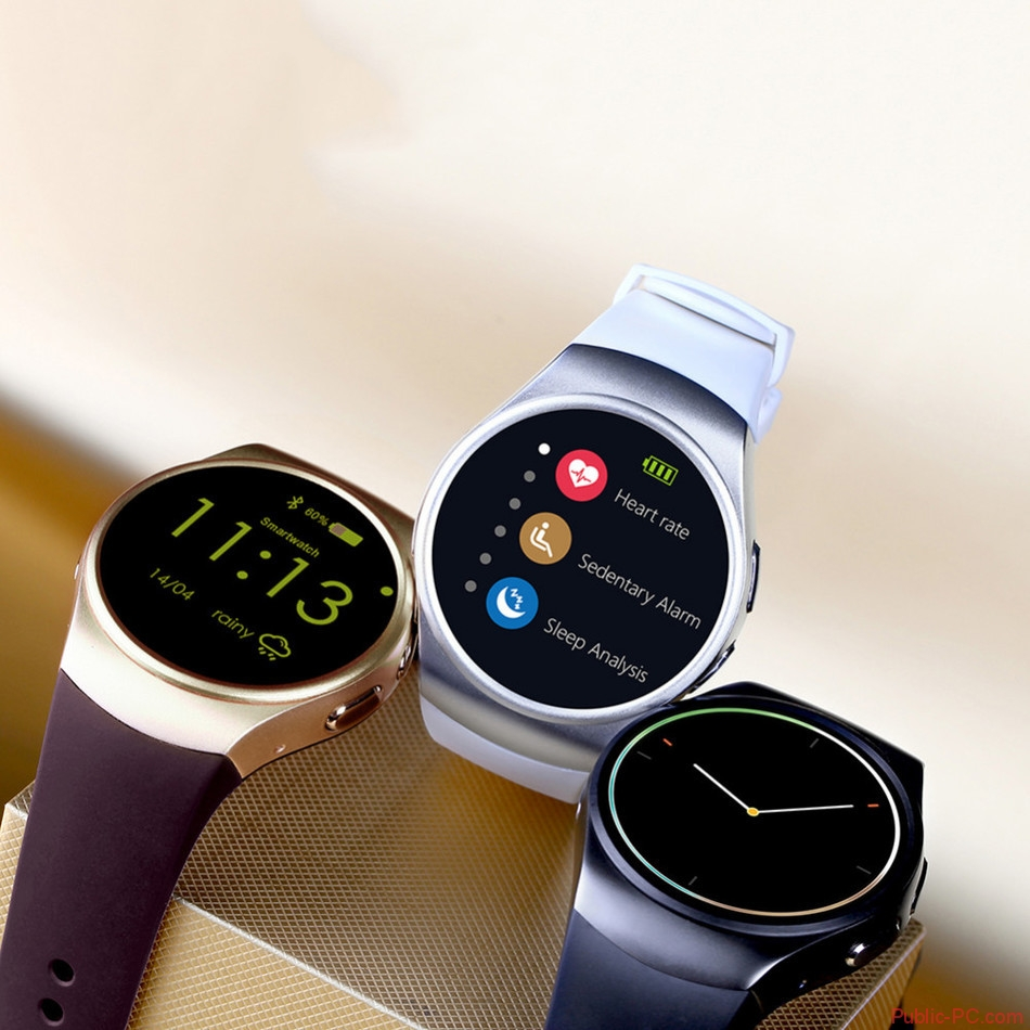 Дизайн смарт часов