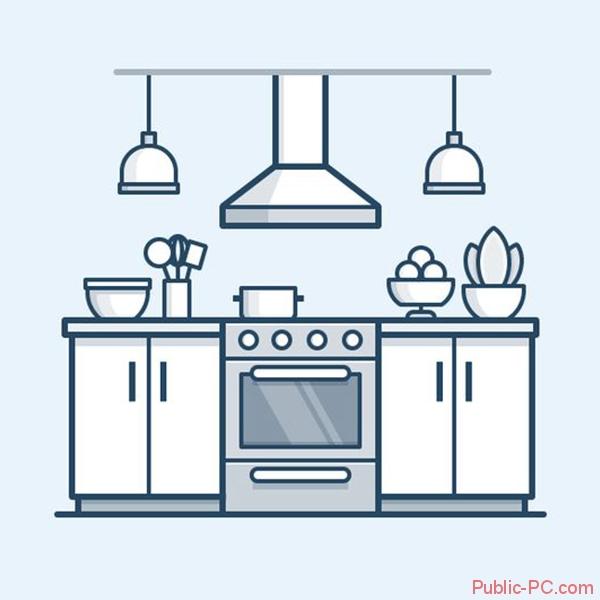 Программы для дизайна кухни