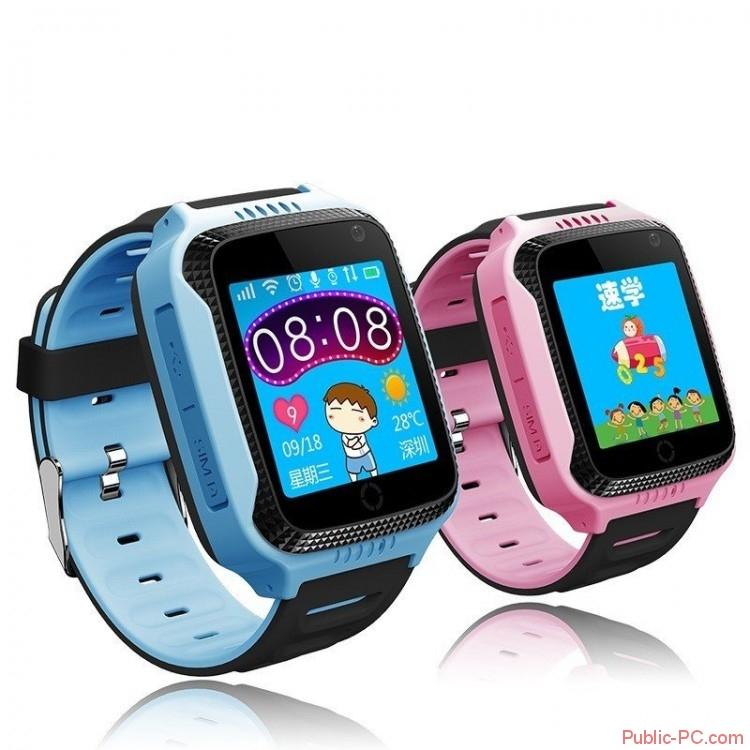 Q66 детские часы