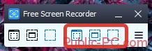 Захват видео в Free-Screen-Video-Recorder