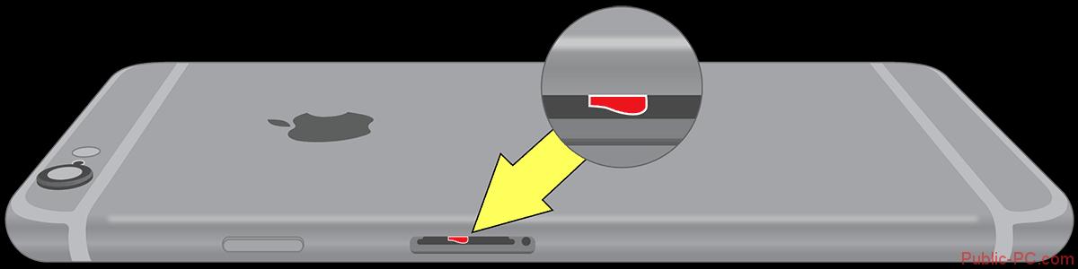 Indikator-vlagi-iPhone