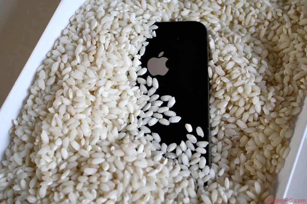 Pogruzhenie-iPhone-v-ris