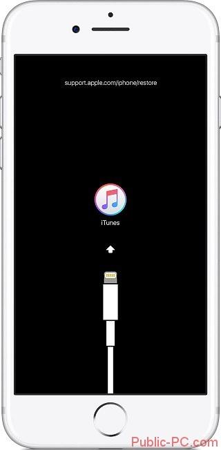 iPhone-v-rezhime-vosstanovleniya